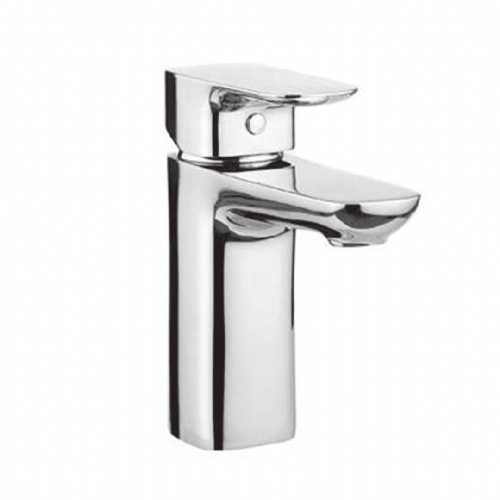 Crosswater Adora Serene Basin Mixer - Without Waste - In Chrome - Model MBSN110N
